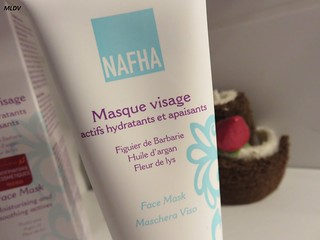 tube MASQUE VISAGE nafha