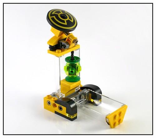 LEGO DC Super Heroes 76025 Green Lantern vs. Sinestro 02