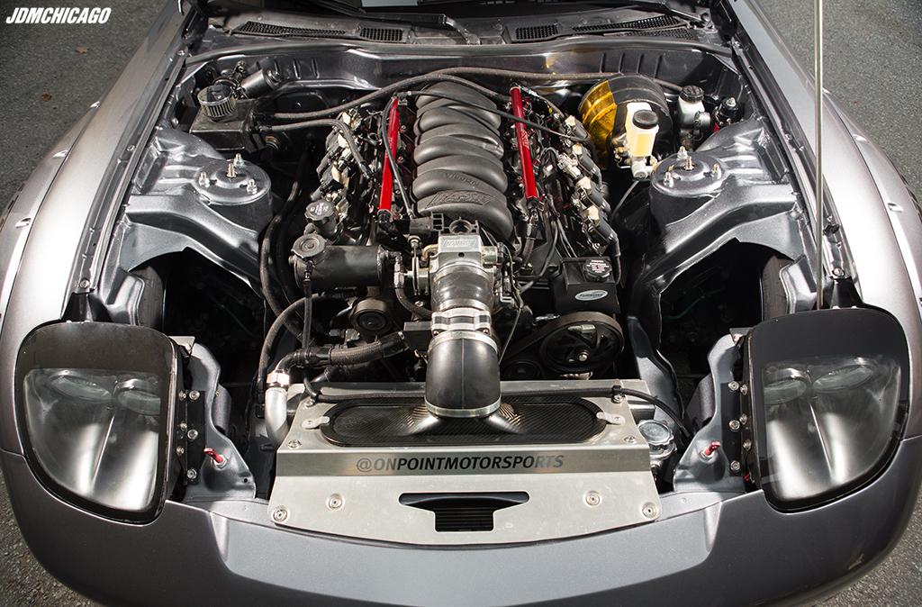 Rocket Bunny Mazda RX7 (FD)