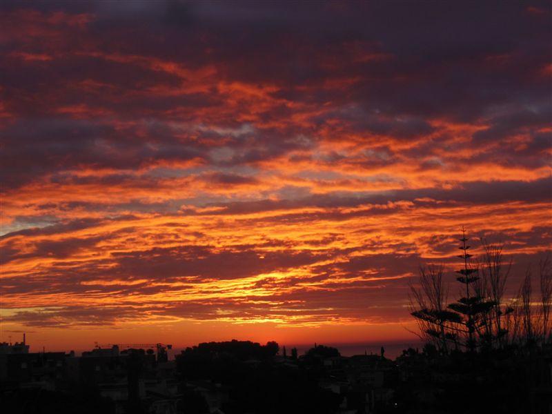 Fotos Del Amanecer De Hoy Sábado14 Feb 15 Conlos Buenos
