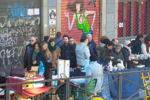 Coloro della domenica al #mercatino