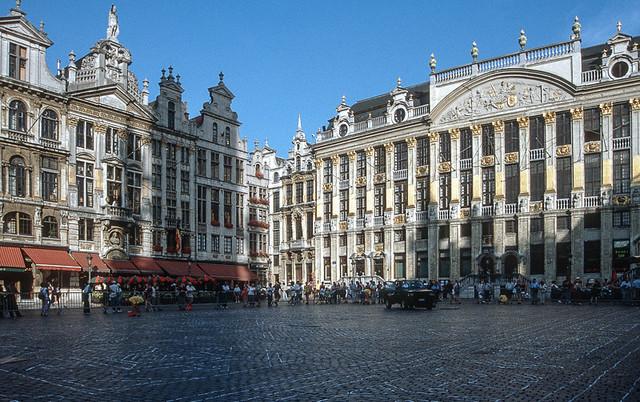 Maison des ducs de brabant grand place de bruxelles for Assurance gens de maison belgique