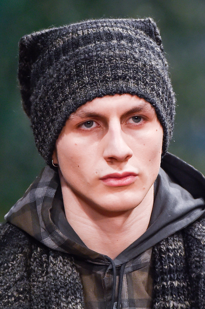 FW15 Milan Antonio Marras014_Henry Kitcher(fashinising.com)