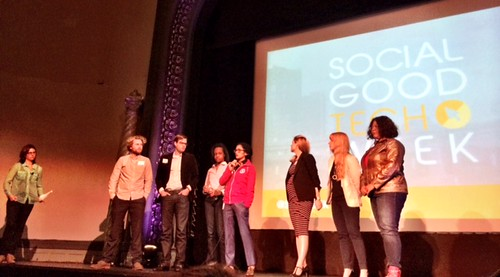Social Good Tech Week SF 2015
