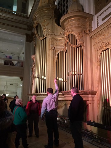 Wanamaker Organ Tour Macy's Philadelphia PA