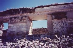 Mitla Ruins, Oaxaca