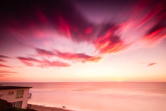 Moonlight Beach 13115 © Michael Klayman 2014- 03
