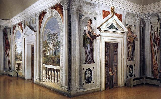 Paolo Veronese, Villa Barbaro, Maser