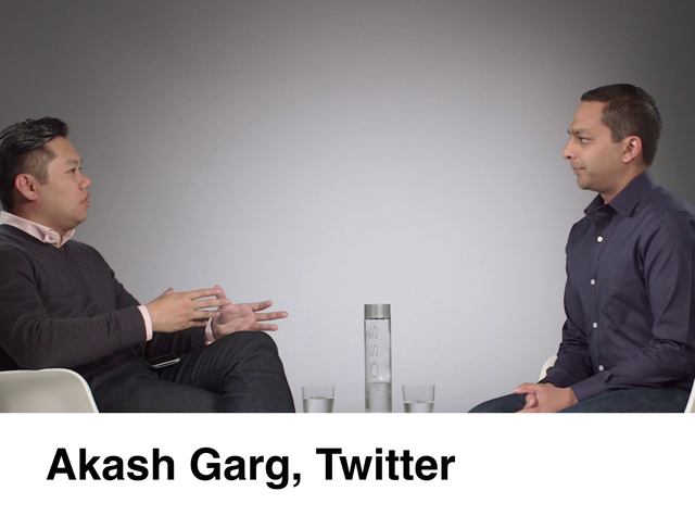 Akash Garg, Twitter