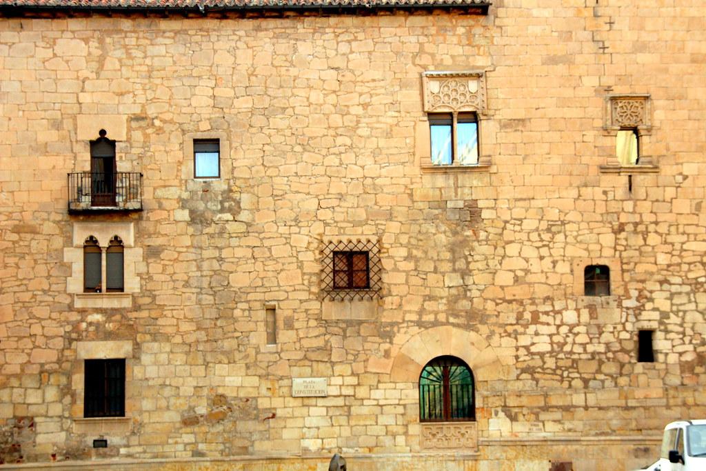 mas ventanas en Salamanca