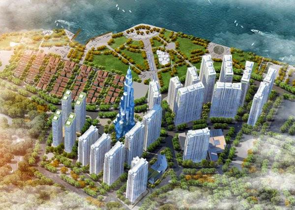 Tòa nhà cao nhất Việt Nam, The Landmark 81 Tower