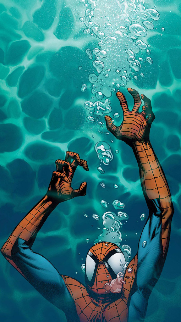 Mobile Phone Wallpaper Hd Spiderman Wallpaper Man Flickr
