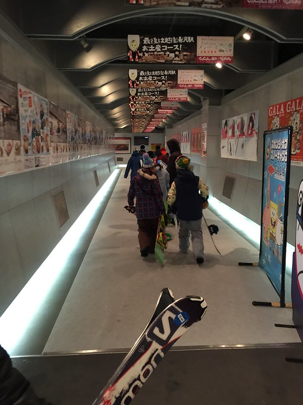 Gala Yuzawa Ski 7