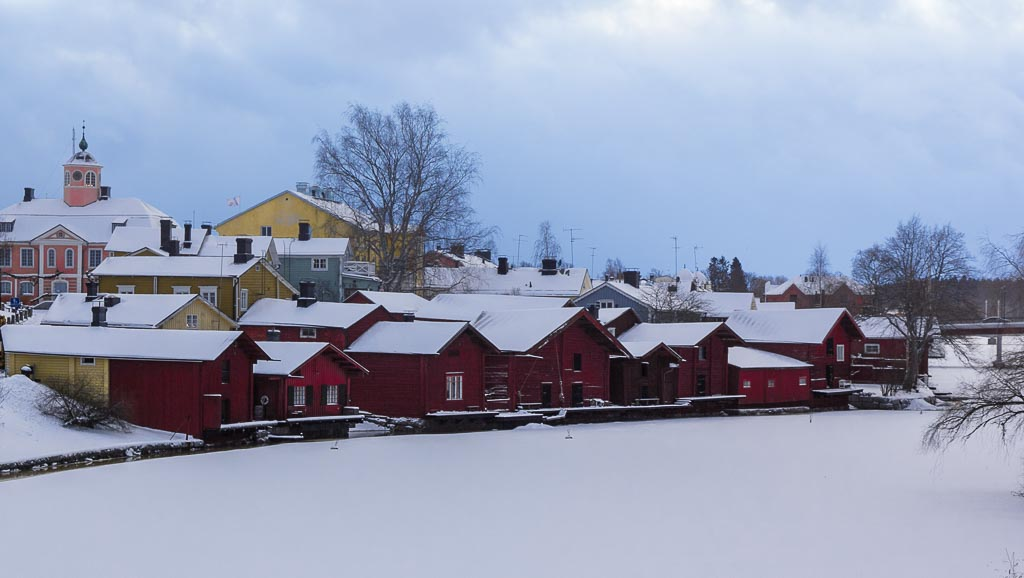 Winterromantik in Finnland
