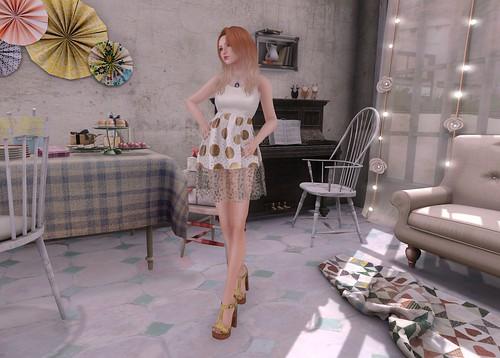 party hostess...