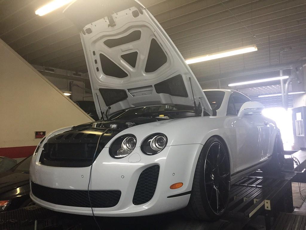 05 Bentley RSAP phone question - 6SpeedOnline - Porsche