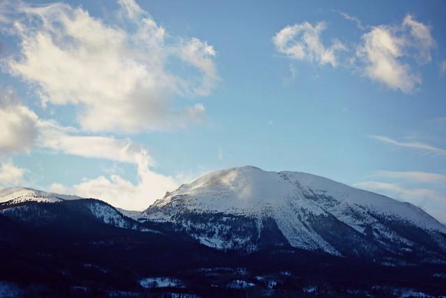 Kalliovuoret