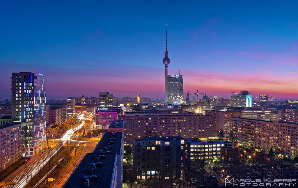 Hotels Near Alexanderplatz