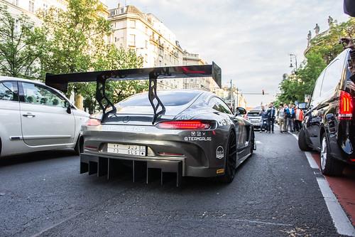 Mercedes-Benz AMG GT TG3