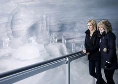 Nejvýše položený obchod sčokoládou Lindt– Jungfrau