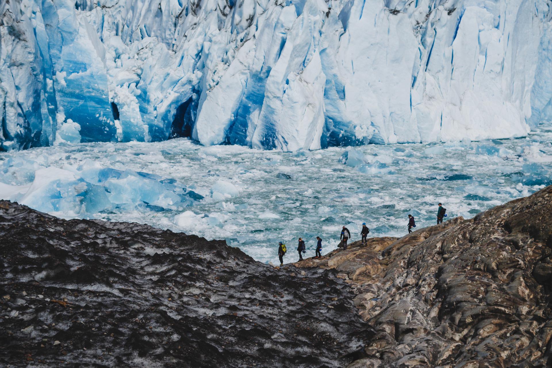 ice trekking patagonia