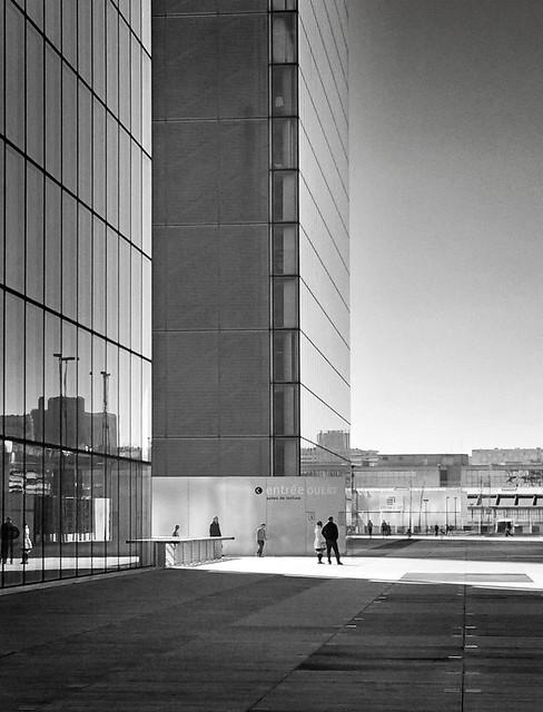 Paris - Biblioteca Nacional da França
