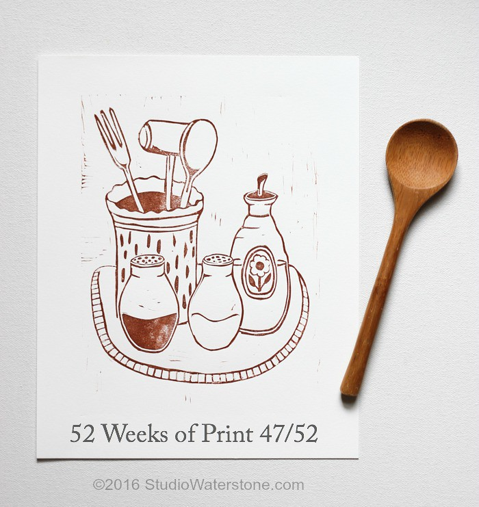 52 Weeks of Print: 47/52 Folk Art