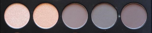 Morphe 35O palette Column 3