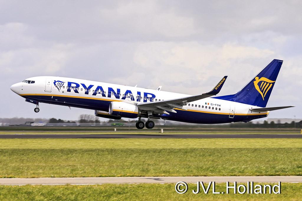 EI-FOW - B738 - Ryanair
