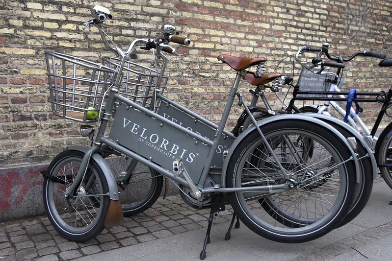 28 Copenhagen Velorbis Bikes