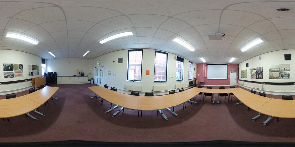 Dorset History Centre Lecture Room
