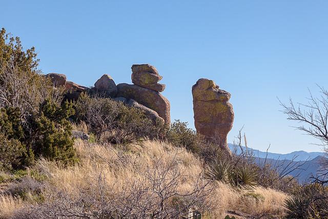Superstition Rocks