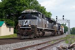 NS V86 - Shenandoah Jct, WV