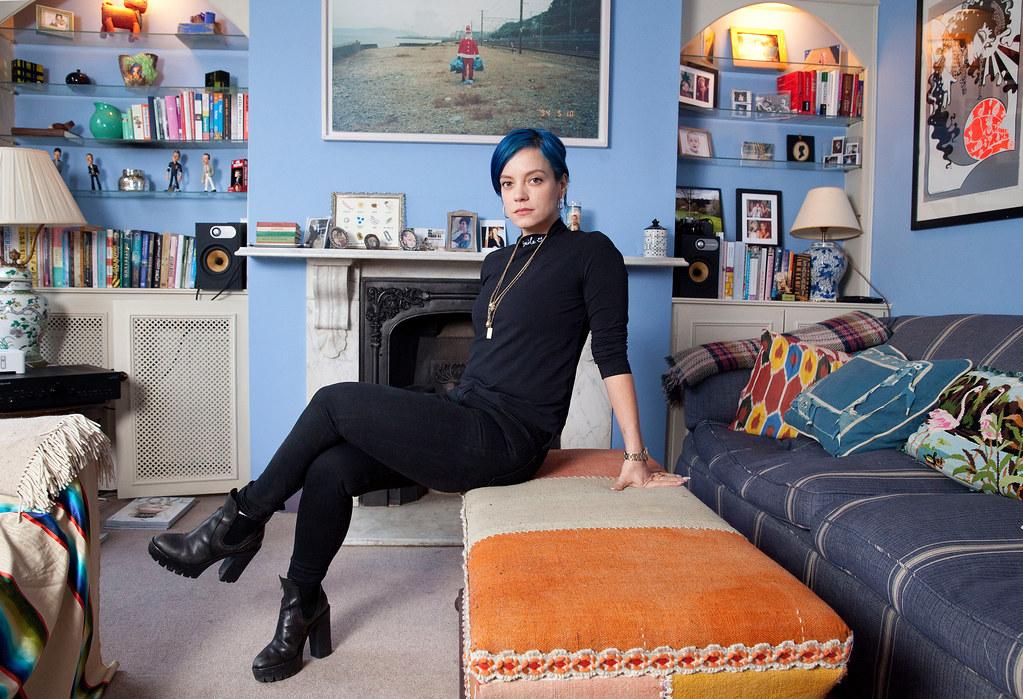 Лили Аллен — Фотосессия для «The Observer» 2016 – 1