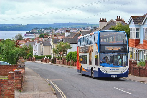 Stagecoach in Oxfordshire 15994 YN64XSY - Headland Park Road