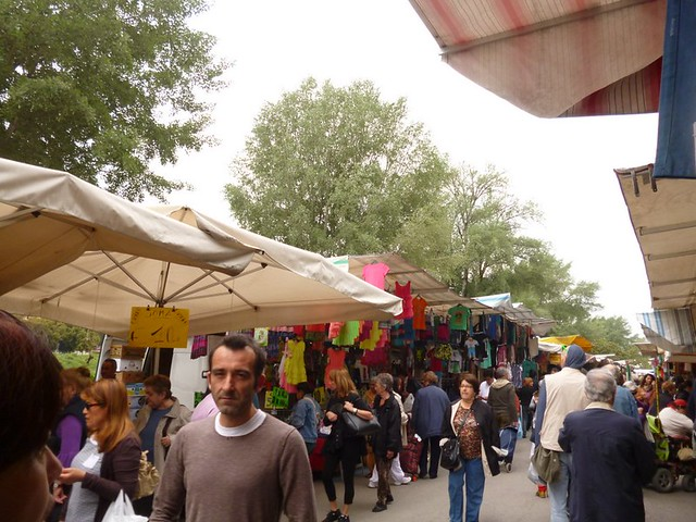 Florence Tuesday Market