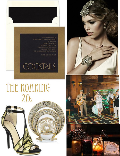 A Roaring 1920s Party
