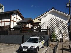 Nakatsugawa-juku waki honjin site