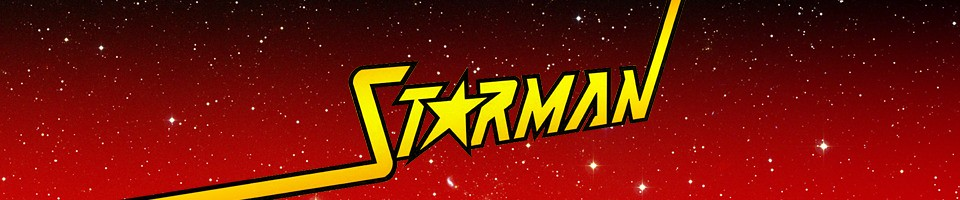 Starman of Earth-1: The Five Earths Project