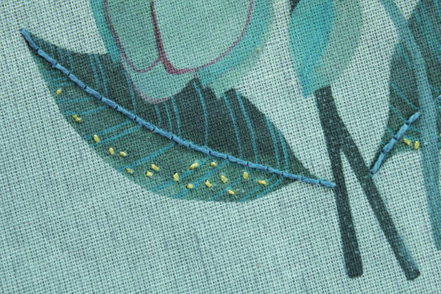 Embroidery Detail