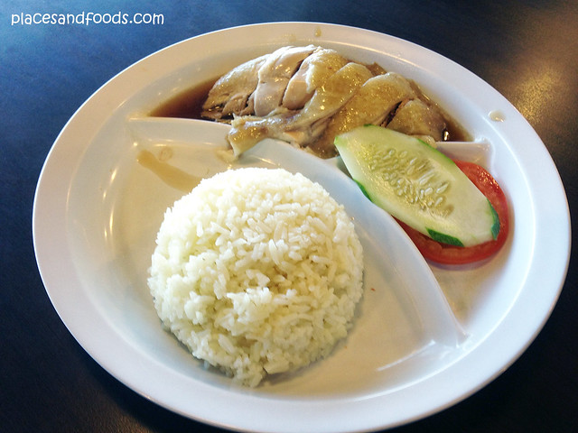 jalan alor chicken rice