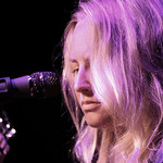 Tue, 04/06/2013 - 7:51pm - Lissie with an audience of WFUV Members, hosted by Rita Houston. Photo by Laura Fedele