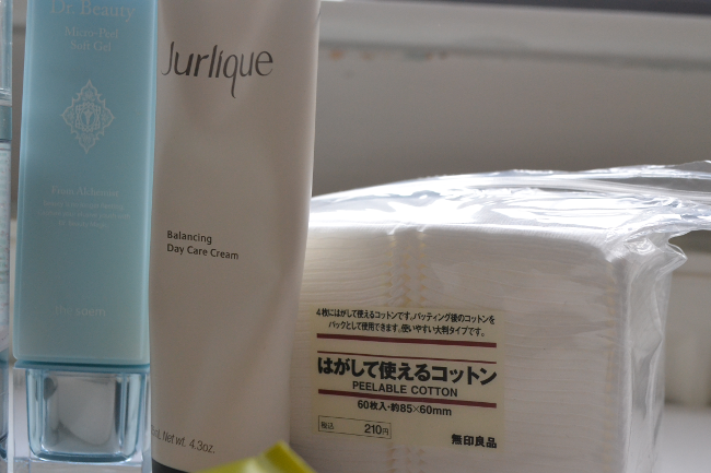 Daisybutter - UK Style and Fashion Blog: everyday skincare routine, asian skincare, korean skincare, Bourjois, Laneige, Kiehl's, Origins, The Saem