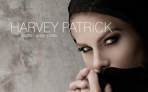 Harvey Patrick - Your Secret Shoe Story