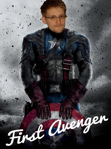 FIRST AVENGER by WilliamBanzai7/Colonel Flick