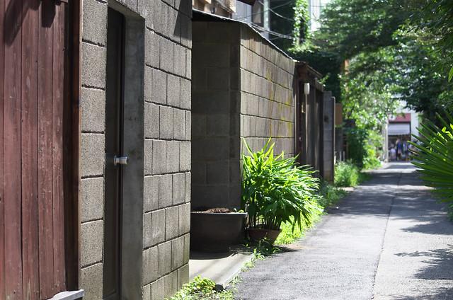 東京路地裏散歩 2013年7月6日