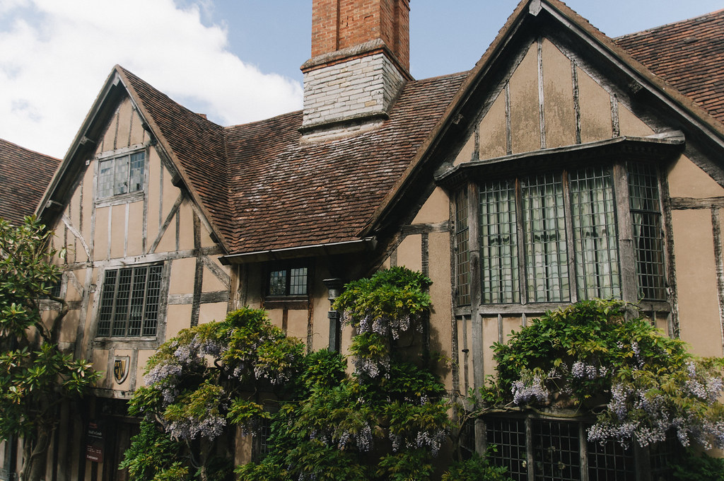 Big Blog Exchange -- Stratford-upon-Avon by Kisty Mea