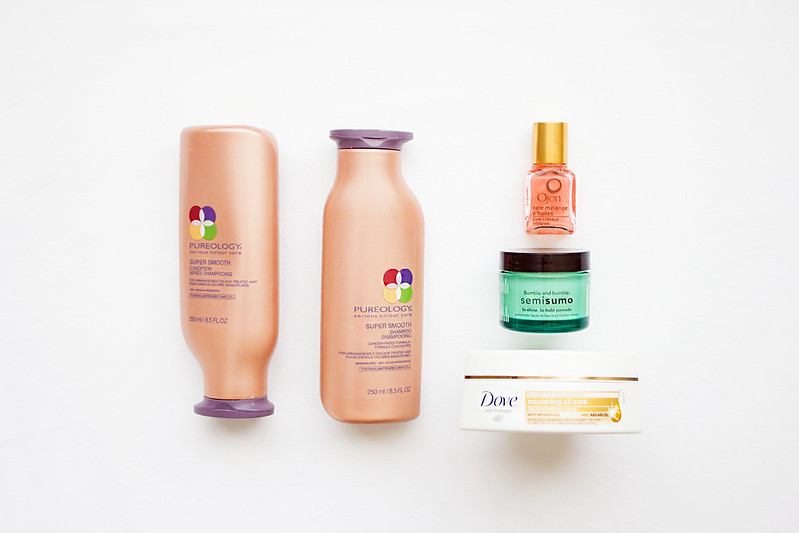 First Aid Kit: Hair Therapy