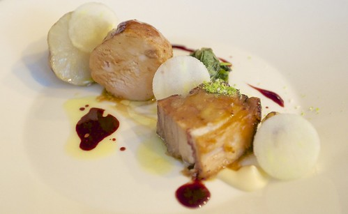 Pork, Cellery & Apple