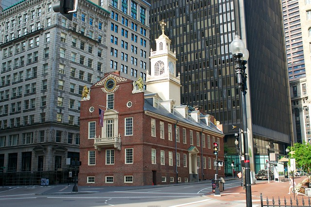 Old State House by CC user n28307 on Flickr